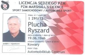 RP licencja sedzowska